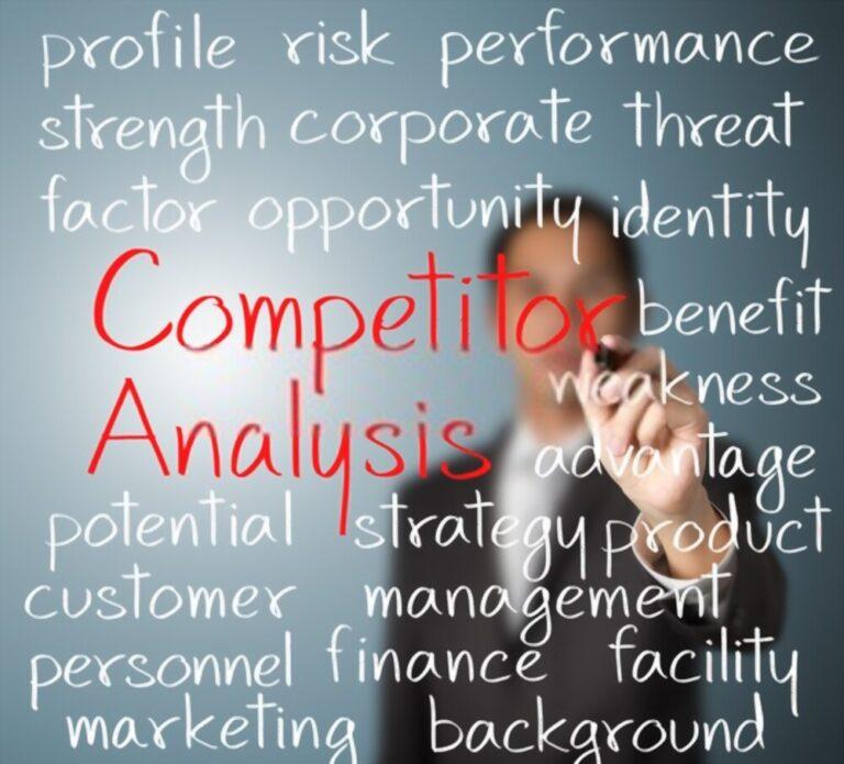 Gör din Konkurrentanalys rätt